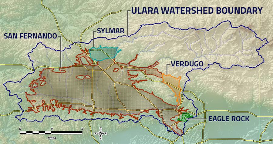ULARA » San Fernando Basin